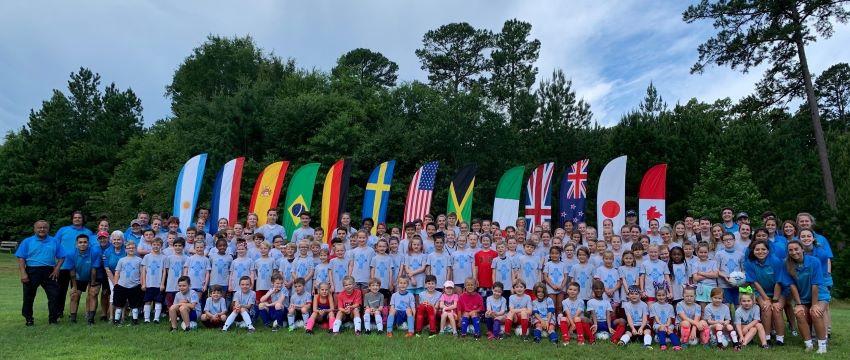 Tyler Soccer Camp